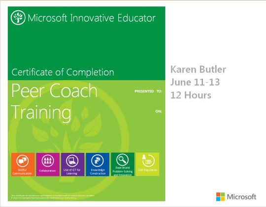Microsoft Cert